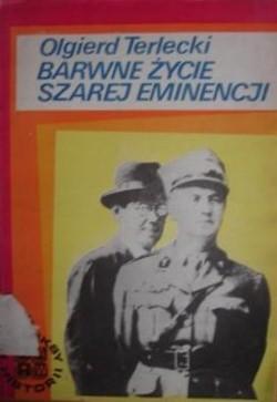 Okładka książki Barwne życie szarej eminencji