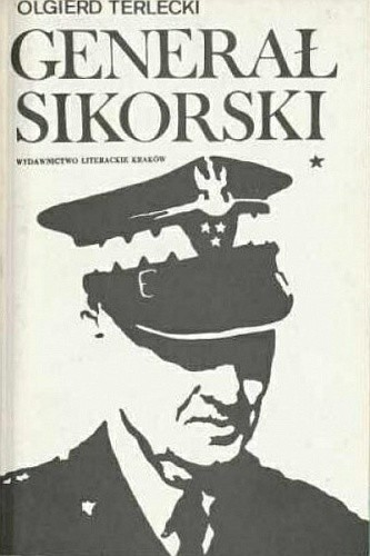Okładka książki Generał Sikorski - t. 1