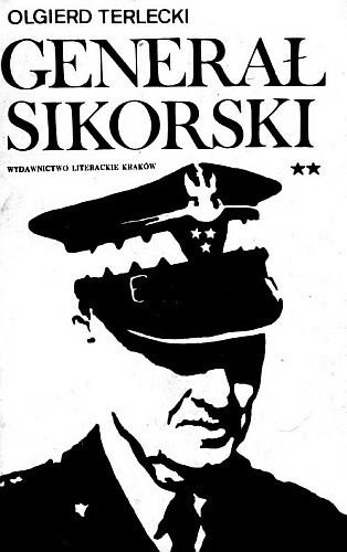 Okładka książki Generał Sikorski - t. 2