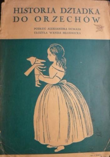 Okładka książki Historia Dziadka do orzechów