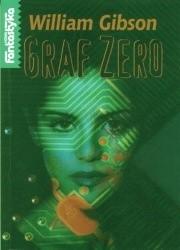 Okładka książki Graf zero