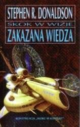Okładka książki Skok w wizje. Zakazana wiedza