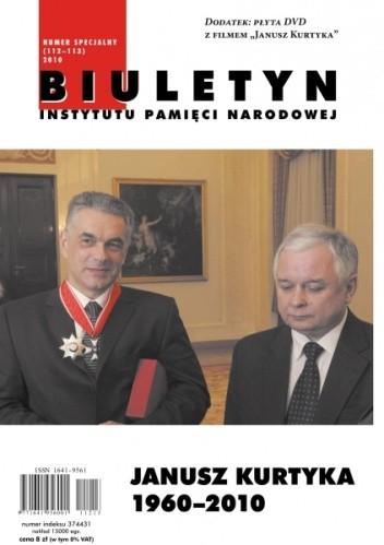 Okładka książki Biuletyn IPN numer specjalny 2010