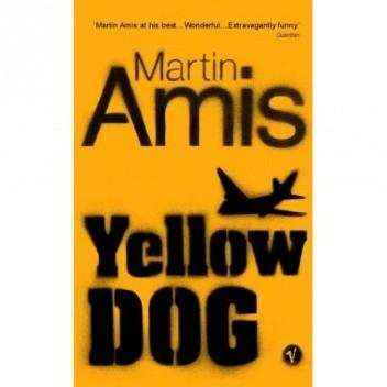Okładka książki Yellow Dog