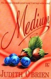 Okładka książki Medium
