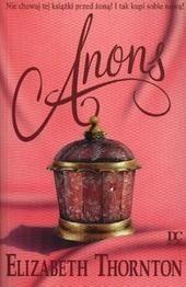 Okładka książki Anons