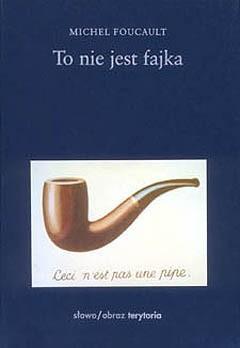 Okładka książki To nie jest fajka