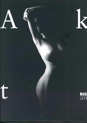 Okładka książki Akt
