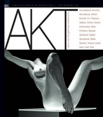 Okładka książki Akt. Naucz się fotografować kreatywnie