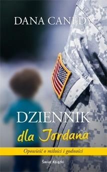 Okładka książki Dziennik dla Jordana