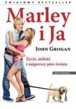 Okładka książki Marley i Ja. Życie, miłość i najgorszy pies świata