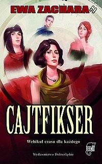Okładka książki Cajtfikser
