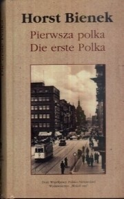 Okładka książki Pierwsza polka