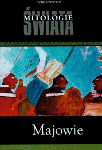 Okładka książki Majowie