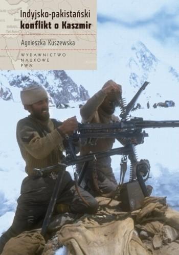 Okładka książki Indyjsko-pakistański konflikt o Kaszmir