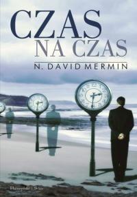 Okładka książki Czas na czas: klucz do teorii Einsteina