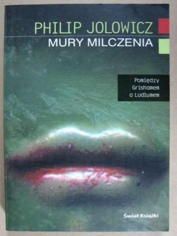 Okładka książki Mury Milczenia