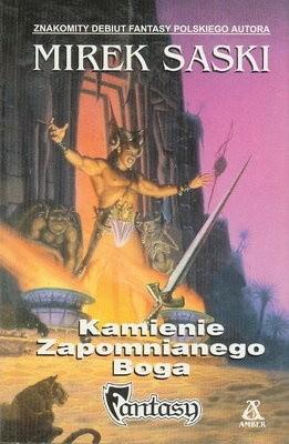 Okładka książki Kamienie zapomnianego Boga
