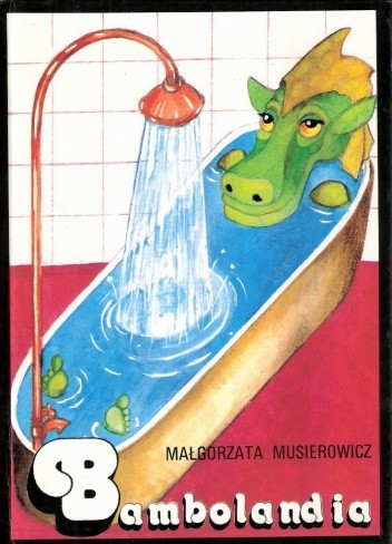Okładka książki Bambolandia