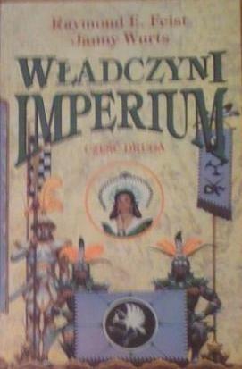Okładka książki Władczyni Imperium, cz.2