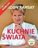 Okładka książki Kuchnie świata