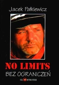 Okładka książki No limits- bez ograniczeń