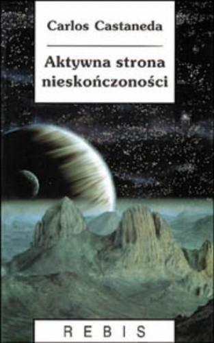 Okładka książki Aktywna strona nieskończoności