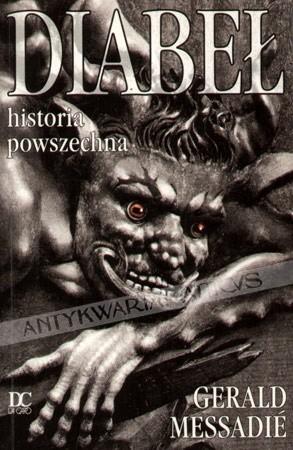 Okładka książki Diabeł - historia powszechna