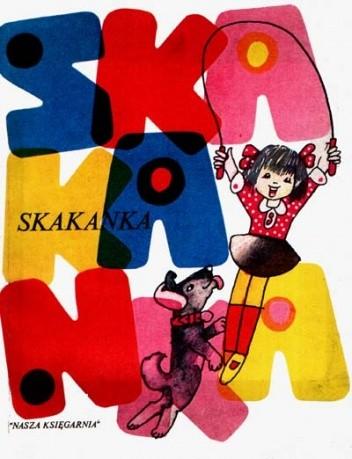 Okładka książki Skakanka
