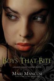 Okładka książki Boys that Bite