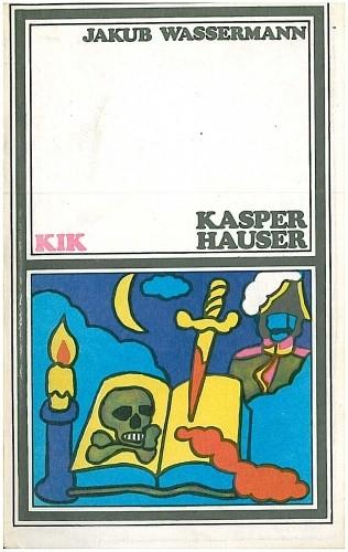 Okładka książki Kasper Hauser