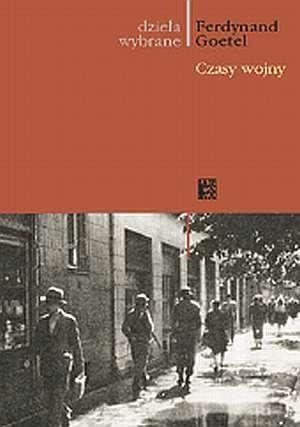 Okładka książki Czasy wojny