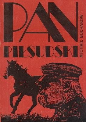 Okładka książki Pan Piłsudski i inne opowiadania