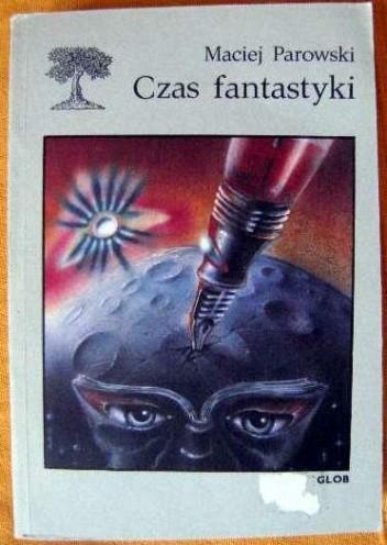 Okładka książki Czas fantastyki