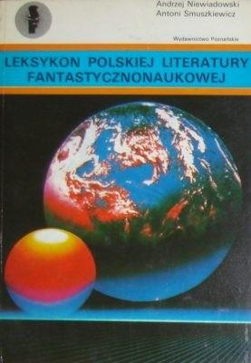 Okładka książki Leksykon polskiej literatury fantastycznonaukowej