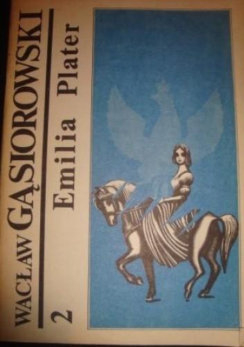 Okładka książki Emilia Plater tom 2
