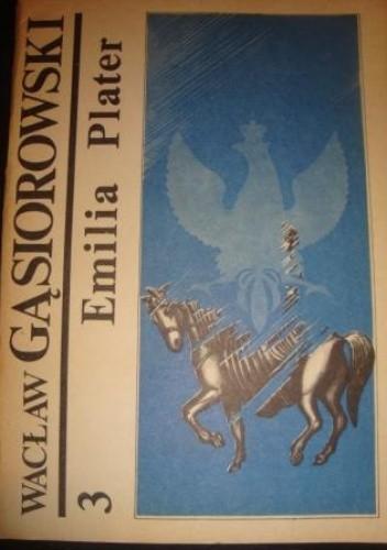 Okładka książki Emilia Plater tom 3