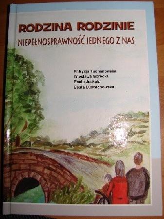 Okładka książki Rodzina rodzinie. Niepełnosprawność jednego z nas
