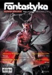 Okładka książki Fantastyka - Wydanie Specjalne 4 (29)/2010