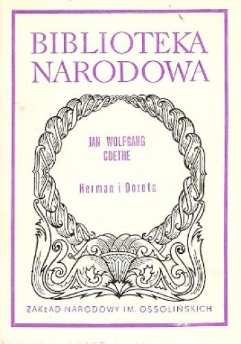 Okładka książki Herman i Dorota