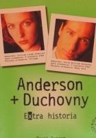 Anderson i Duchovny. Extra historia