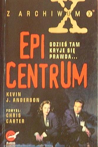 Okładka książki Epicentrum