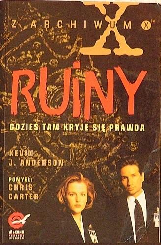 Okładka książki Ruiny