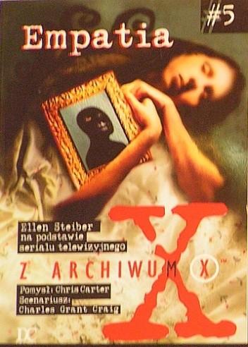 Okładka książki Z Archiwum X: Empatia