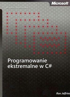 Okładka książki Programowanie ekstremalne w C#