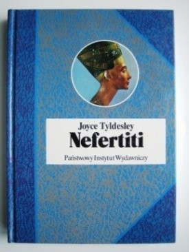Okładka książki Nefertiti. Słoneczna królowa Egiptu