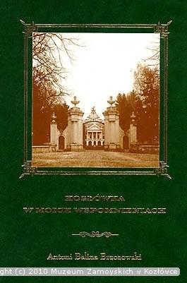 Okładka książki Kozłówka w moich wspomnieniach
