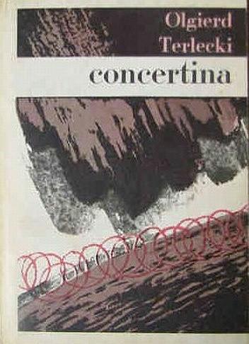 Okładka książki Concertina