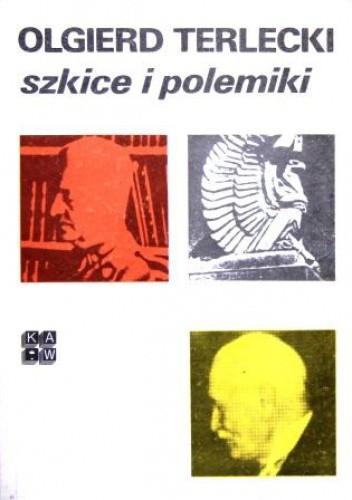 Okładka książki Szkice i polemiki