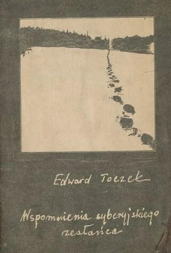 Okładka książki Wspomnienia syberyjskiego zesłańca